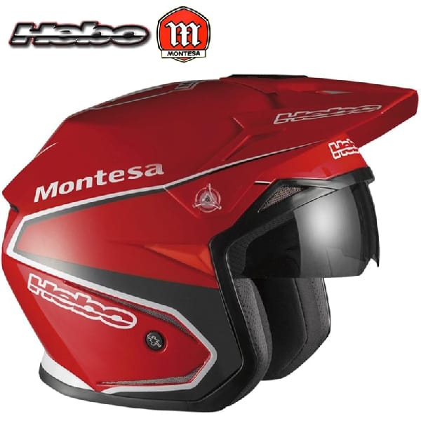 Casco Jet Hebo Zone 5 Montesa - Montesa