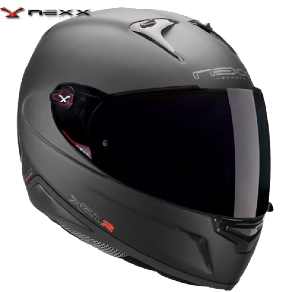 Casco Integral Nexx XR1-R Negro Mate