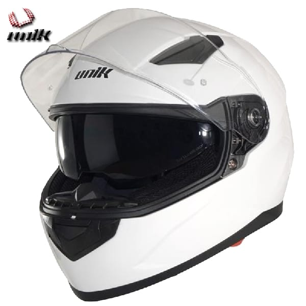 Casco Integral Unik Cl-01 Blanco - BLANCO