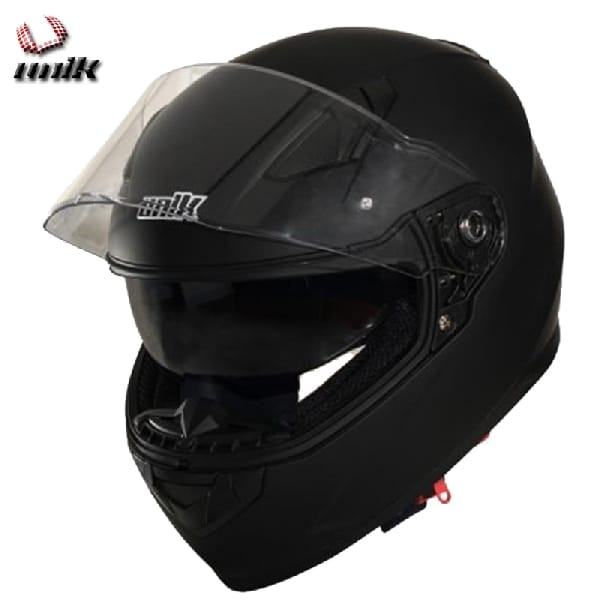 Casco Integral Unik Cl-01 Negro Mate - MATE