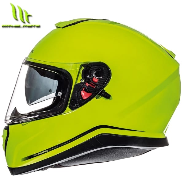 Casco Integral MT THUNDER 3 Fluor - FLUOR