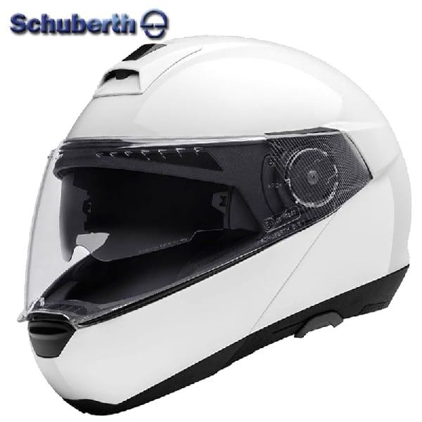 Casco Modular Schuberth C4 Blanco - C4 BLANCO