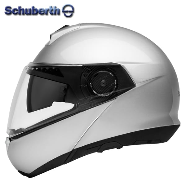 Casco Modular Schuberth C4 Plata - C4 PLATA