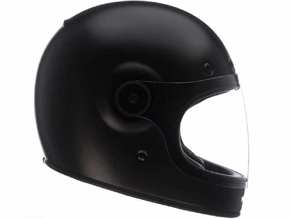 a7780db6469 Moto Fusión - Casco Integral Bell Bullitt DLX Solid Negro Mate